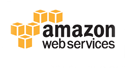 amazon web services cloud logo