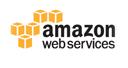 amazon web services cloud logo